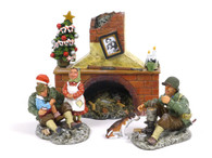King & Country XM008-01 WWII Last Christmas Of The War
