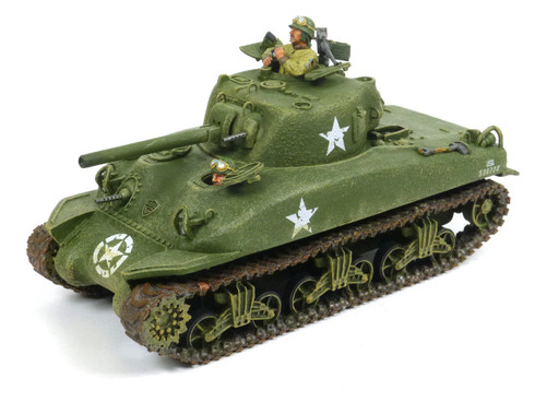 King & Country DD093 WWII Classic Sherman Tank