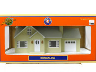 Lionel O Scale Model Trains Bungalow House With Garage 6-34122