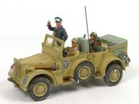 King & Country AK046 (SL) WWII Rommel's Desert Horch