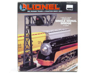 Lionel O Scale Model Trains Operating Single Signal Bridge 6-12894
