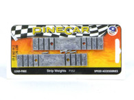 PineCar Derby P352 Strip Weights