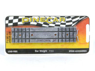 PineCar Derby P353 Bar Weight