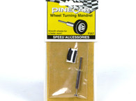 PineCar Derby P357 Wheel Turning Mandrel