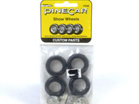 PineCar Derby P349 Show Wheels Custom Parts
