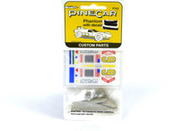 PineCar Derby P332 Phantom Custom Parts