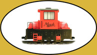 Hartland Locomotive Works Mighty Mack Engine in Red