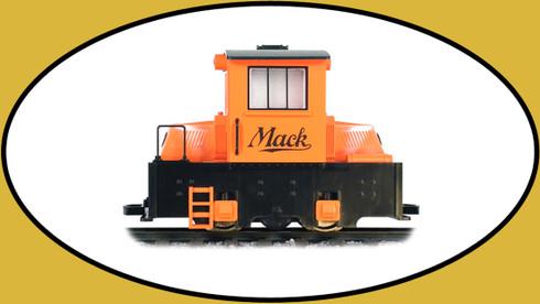 Hartland Locomotive Works Mighty Mack Engine in Orange