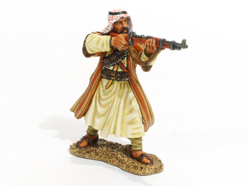 Lawrence of Arabia Arab Standing Firing Collectible Soldier LOA005