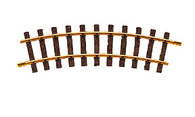 LGB Trains G Scale 30 Degree Curved Track, R1