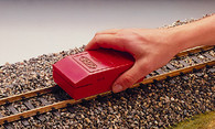 LGB Trains G Scale Track Cleaning Block