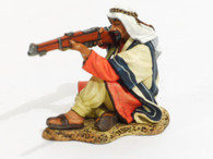 Lawrence of Arabia Sitting Arab Firing Collectible Soldier LOA006