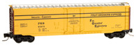 Micro-Trains Line Z Scale PRR Fruit Growers Express Box Car 92875