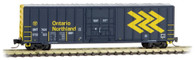 Micro-Trains Line Z Scale Ontario Northland Box Car