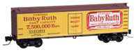 Micro-Trains Line Z Scale Nestle Baby Ruth Box Car