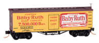 Micro-Trains Line N Scale Nestle Baby Ruth Reefer
