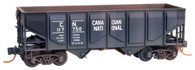 Micro-Trains Line N Scale Canadian National Weathered Hopper