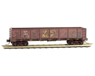 Micro-Trains Line N Scale Union Pacific Weathered Gondola