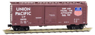 Micro-Trains Line N Scale Union Pacific Box Car 111090