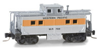 Micro-Trains Line Z Scale Western Pacific Caboose