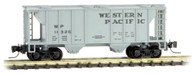 Micro-Trains Line Z Scale Western Pacific Hopper