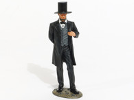 King & Country American Civil War President Abraham Lincoln Collectible Soldier