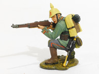 King & Country FW015 World War I Kneeling Firing Rifleman Collectible Soldier