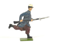 Britains 9366 French Foreign Legion Charging with Bayonet