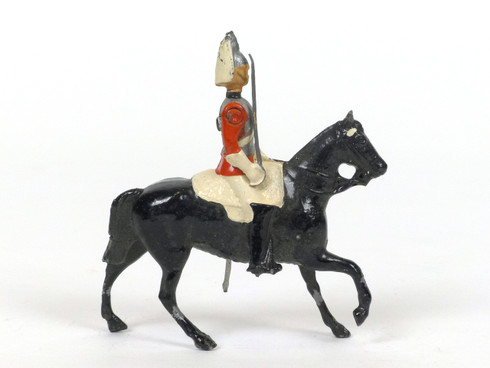 Britains Set 1 Life Guard Mounted on Walking Horse