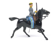 Britains 2055 Confederate Cavalry Trooper Holding Carbine
