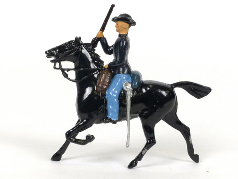 Britains 2056 Union Cavalry Trooper Holding Carbine