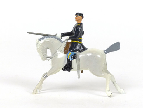 Britains 2056 Union Cavalry Officer With Drawn Sword