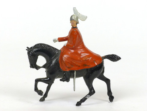 Britains 400 Life Guard Officer in Winter Cloak