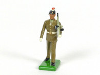 W Britain 5193 Royal Regiment of Fusiliers Trooper Marching in Review