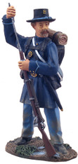 W Britain 31094 Federal Iron Brigade Loading No. 1 American Civil War