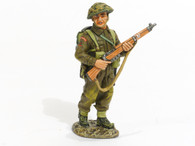 World War II D. Day '44 British Port Arms Collectible Soldier DD167