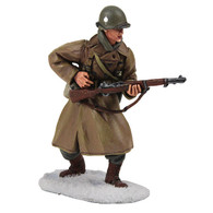 W Britain 25040 U S 101st Airborne Infantry Reaching for Ammo