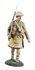 W Britain 10032 Black Watch Highlander World War I