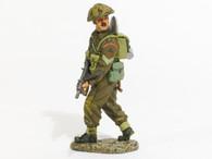 World War II D. Day '44 British Sergeant With Sten Gun Collectible Soldier DD165