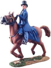W Britain 36052 British Lt. General Sir Thomas Picton Mounted