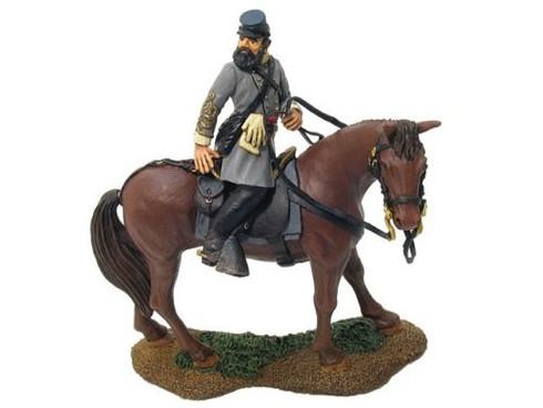 W Britain 17676 General Thomas Stonewall Jackson on Little Sorrel