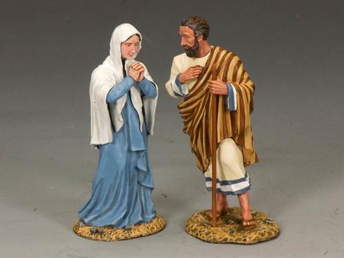 King & Country LOJ008 Jesus' Parents Mary and Joseph