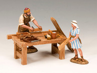 King & Country LOJ011 In The Carpenter's Shop Joseph and Jesus