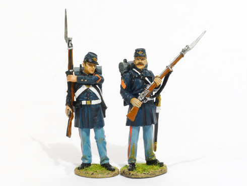 John Jenkins Designs American Civil War United States Marines Sergeant and Corporal ACWM-02
