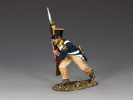King & Country NA281 Fr. V Advancing with Rifle Up Age of Napoleon