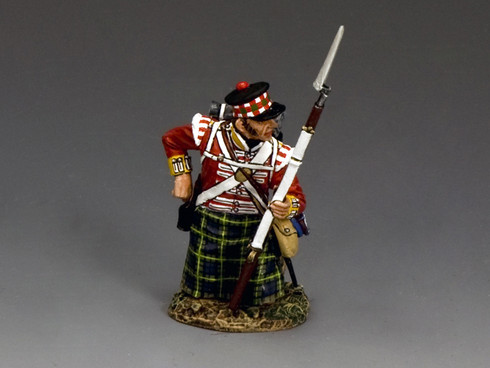 King & Country NA296 Kneeling Loading Age of Napoleon