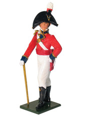 W Britain 43098 Officer 1st Foot Guards 1805