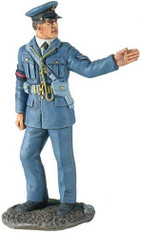 W Britain 25021 Royal Air Force Military Policeman