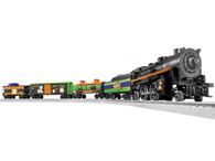 Lionel 6-30214 Peanuts Halloween 2-4-2 Steam LionChief Remote Control Train Set
