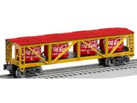 Lionel 6-26660 Coca-Cola Vat Car O Scale Model Trains